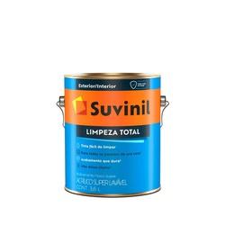 SUVINIL LIMPEZA TOTAL BRANCO 3,6L - TINTAS PALMARES