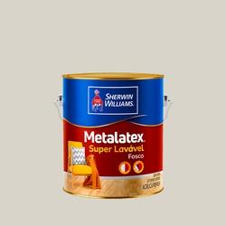 METALATEX FOSCO SUPERLAVÁVEL GELO 3,6L - TINTAS PALMARES