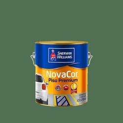 NOVACOR PISO VERDE 3,6L - TINTAS PALMARES