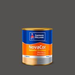NOVACOR ESMALTE GRAFITE ESCURO 0,9L