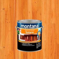 MONTANA SOLARE VERNIZ BRILHANTE NATURAL 3,6L