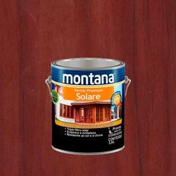 MONTANA SOLARE VERNIZ BRILHANTE MOGNO 3,6L