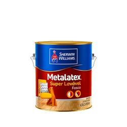 METALATEX FUNDO BRANCO FOSCO 3,6L - TINTAS PALMARES