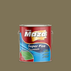 MAZA SUPER PISO PREMIUM CONCRETO 3,6L - TINTAS PALMARES