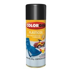 COLORGIN PLASTICO FOSCO PRETO