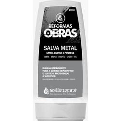 BELLINZONI REFORMAS & OBRAS SALVA METAL 200ML - TINTAS PALMARES
