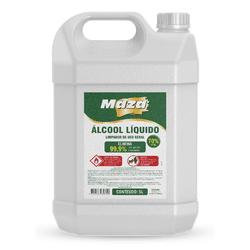 MAZA ÁLCOOL LIQUIDO 70% 5L