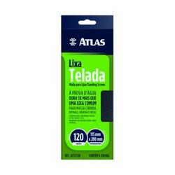 ATLAS LIXA TELADA 115X280MM 120