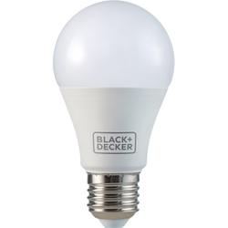 BLACK&DECKER LÂMPADA LED BULBO A60 9W 3000K AMAREL... - TINTAS PALMARES