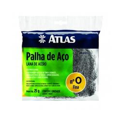 PALHA DE AÇO N° 00 25GR - TINTAS PALMARES