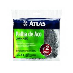 PALHA DE AÇO N° 02 25GR - TINTAS PALMARES