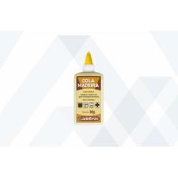 Adelbras Cola Madeira com Ponta para Aplicação 90gr
