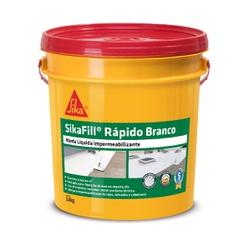 SIKAFILL RÁPIDO BRANCO 3,6KG