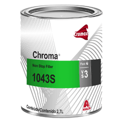 1043S PRIMER FILLER NON STOP 2,7L CHROMA - TINTAS PALMARES
