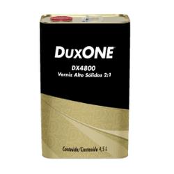DX4800 VERNIZ 2:1 AS 4,5L DUXONE
