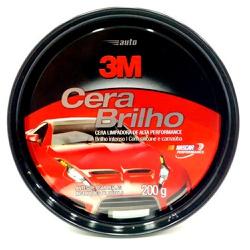 3M AUTO CERA BRILHO 200 GR