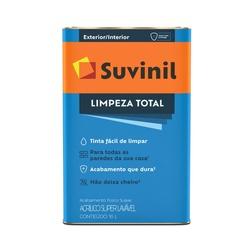 SUVINIL LIMPEZA TOTAL BRANCO 18L - TINTAS PALMARES
