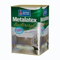 METALATEX BACTERKILL SEMI BRILHO BRANCO 18L - TINTAS PALMARES