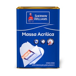 SW MASSA ACRÍLICA 25KG - TINTAS PALMARES