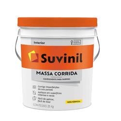 SUVINIL MASSA CORRIDA PVA 25KG BALDE - TINTAS PALMARES