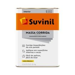 SUVINIL MASSA CORRIDA PVA 25KG - TINTAS PALMARES