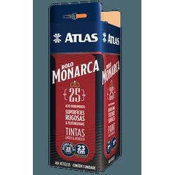 Atlas Rolo Monarca 23CM lã Sintética 5mm