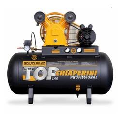 CHIAPERINI COMPRESSOR DE AR 10MPV RCH 110L 2HP 110/220 IP21