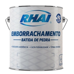 RHAI BATE PEDRA BRANCO 3,6L - TINTAS PALMARES