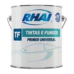 RHAI PRIMER UNIVERSAL CINZA 3,6L