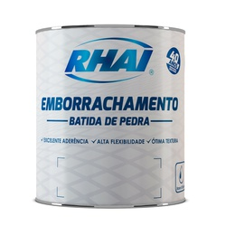 RHAI BATE PEDRA BRANCO 0,9L - TINTAS PALMARES