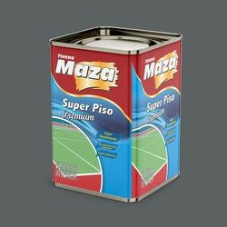 MAZA SUPER PISO PREMIUM CINZA 18L