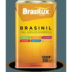 BRASINIL ACRÍLICO ECONÔMICO BRANCO FOSCO 18L - TINTAS SÃO MIGUEL