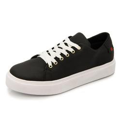 Sapatênis Feminino Top Franca Shoes Preto - Diconfort Calçados | Calçados confortáveis e anatômicos