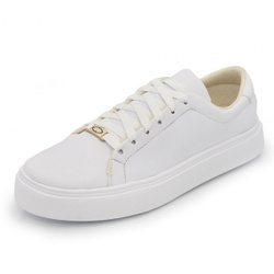 Sapatênis Feminino Top Franca Shoes Branco - Top Franca Shoes | Calçados confortáveis em Couro