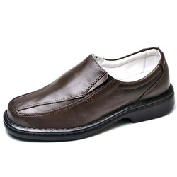 Sapato Social Masculino de Conforto Anatômico Orto... - Top Franca Shoes | Calçados confortáveis em Couro