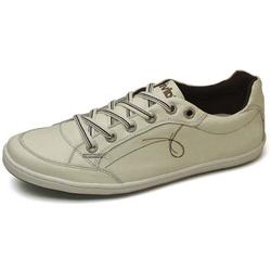 Sapatênis Masculino Top Franca Shoes Areia - Top Franca Shoes | Calçados confortáveis em Couro