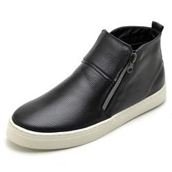 Bota Botinha Feminino Top Franca Shoes Hiate Word ... - Top Franca Shoes | Calçados confortáveis em Couro