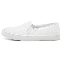 Tenis Sapatenis Feminino Hiate Branco - Diconfort Calçados | Calçados confortáveis e anatômicos