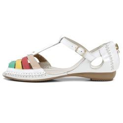 Sandalia Sapatilha Feminino Top Franca Shoes Molec... - Top Franca Shoes | Calçados confortáveis em Couro