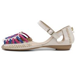 Sandalia Sapatilha Feminino Top Franca Shoes Molec... - Top Franca Shoes   Calçados confortáveis em Couro