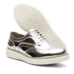 Sapato Social Feminino Top Franca Shoes Oxford Spe... - Top Franca Shoes | Calçados confortáveis em Couro