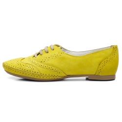 Sapato Social Feminino Top Franca Shoes Oxford Con... - Diconfort Calçados | Calçados confortáveis e anatômicos