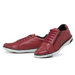 Tênis Sapatenis Masculino Casual Ziper Lateral Ver... - Diconfort Calçados | Calçados confortáveis e anatômicos
