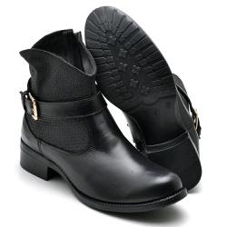 Bota Country Montaria Feminina Top Franca Shoes Pr... - Diconfort Calçados | Calçados confortáveis e anatômicos