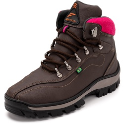 Bota Coturno Adventure Top Franca Shoes Marrom Ros - Top Franca Shoes | Calçados confortáveis em Couro