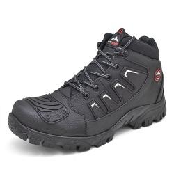 Bota Coturno Adventure Top Franca Shoes Preto - Top Franca Shoes | Calçados confortáveis em Couro