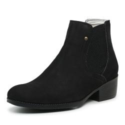 Bota Botina Country Feminina Top Franca Shoes Pret - Top Franca Shoes | Calçados confortáveis em Couro