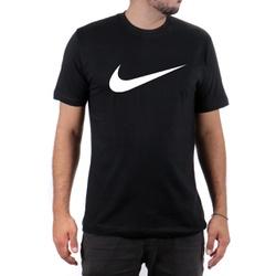 Camiseta Algodão Nike Preto - Top Franca Shoes | Calçados confortáveis em Couro