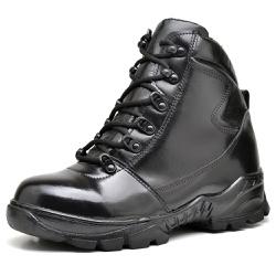 Bota Coturno Militar Top Franca Shoes Preto - Top Franca Shoes | Calçados confortáveis em Couro