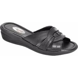 Sandália Tamanco Conforto Anatomico Ortopédica Pre... - Diconfort Calçados | Calçados confortáveis e anatômicos